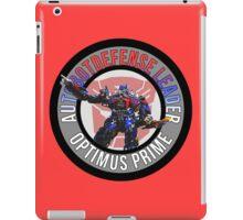 Optimus Prime Autobot Leader iPad Case/Skin