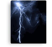 perfect storm Canvas Print