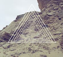 Trippy Triangles by CTWORK