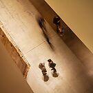 Walk On By by Robert Dettman