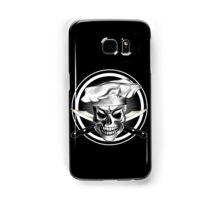 Chef Skull Black 3 Samsung Galaxy Case/Skin