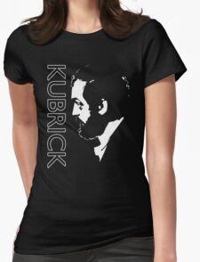 Stanley Kubrick - A Clockwork Orange - Full Metal Jacket Womens Fitted T-Shirt