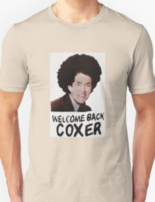 Welcome Back Cox Unisex T-Shirt