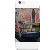 TRE CUGINE - beverage delivery at Venice iPhone Case/Skin