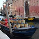 TRE CUGINE - beverage delivery at Venice by bubblehex08