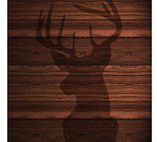 Deer Wood by Acrobate
