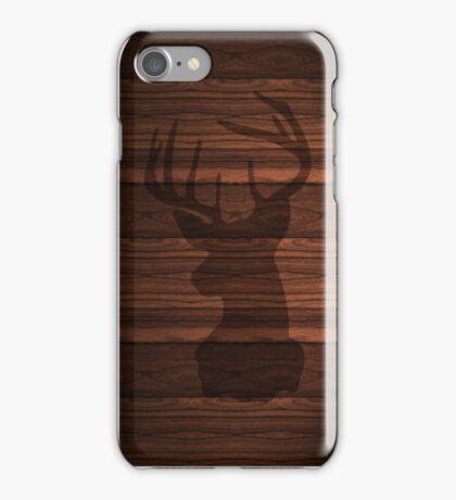 Deer Wood iPhone Case/Skin