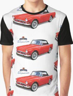 Sunbeam Alpine UK Graphic T-Shirt