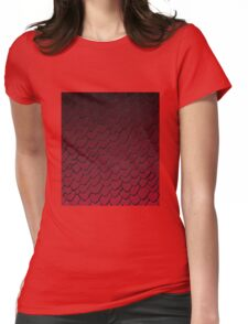 Drogon Scales Womens Fitted T-Shirt