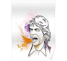 Jagger#4 Poster