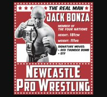 Jack Bonza Champion Edition by newypro