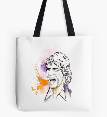 Jagger#4 Tote Bag