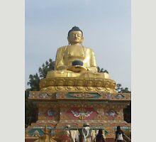 God Buddha or Gautama Buddha Womens Fitted T-Shirt