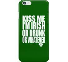 I'm Pretending to be Irish iPhone Case/Skin