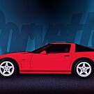 A Little C-4 ZR-1 Corvette on the Side by ChasSinklier