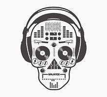 Musical skull Unisex T-Shirt