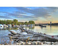 Mississippi Harbor 2 Photographic Print