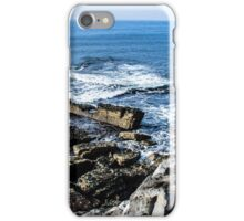 on the cliffs iPhone Case/Skin