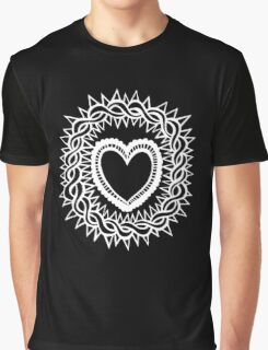 Sacred Heart  Graphic T-Shirt