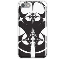 Monochrome Spine iPhone Case/Skin