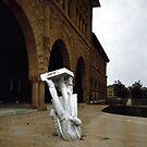 San Francisco Earthquake, Stanford University, 1906. by Dana Keller