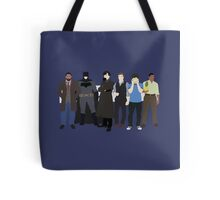 The Detectives Tote Bag