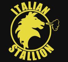 Italian Stallion by CarloJ1956