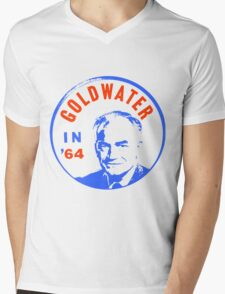 GOLDWATER (IN 64) Mens V-Neck T-Shirt
