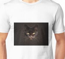 Chocolate cat Unisex T-Shirt