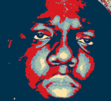 Yes B.I.G. Can ! Sticker