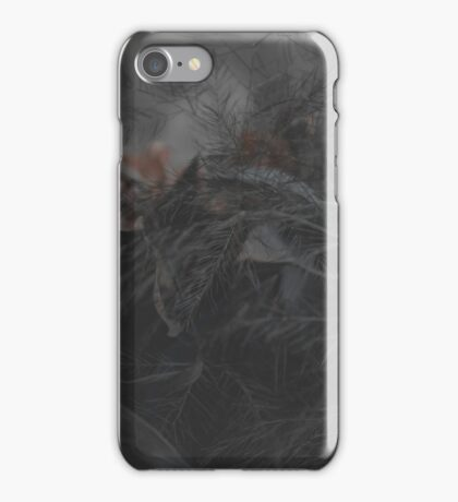 Dead Moody Florals iPhone Case/Skin