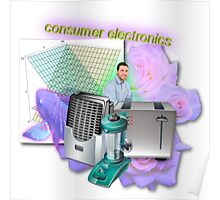 Consumer Electronics Poster