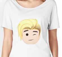 JustMoji Emoji - Justin Bieber , For Beliebers Women's Relaxed Fit T-Shirt