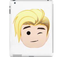 JustMoji Emoji - Justin Bieber , For Beliebers iPad Case/Skin