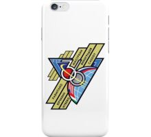 Expedition 36 Mission Patch iPhone Case/Skin