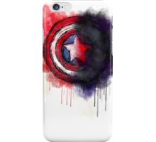 The Captain and The Soldier iPhone Case/Skin