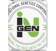 inGEN Corporation iPad Case/Skin