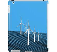 Wind Farm Ocean iPad Case/Skin
