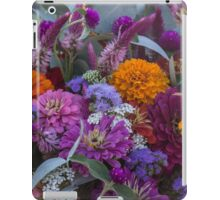 Bunches of Flowers iPad Case/Skin