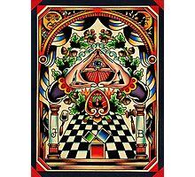 Freemasons Photographic Print