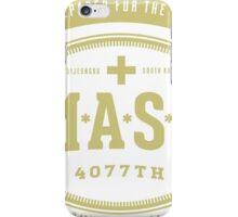 M*A*S*H iPhone Case/Skin