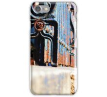 Rural Iron iPhone Case/Skin