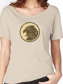 Hawkman - Hawkman & Hawkgirl Distressed Variant Women's Relaxed Fit T-Shirt
