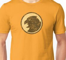 Hawkman - Hawkman & Hawkgirl Distressed Variant Unisex T-Shirt
