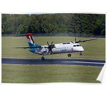 Luxair  Poster