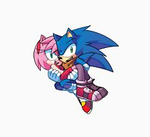 Sonic Boom - Sonic & Amy Rose Unisex T-Shirt