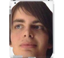 Alex Ayase Face Render iPad Case/Skin