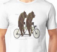 grizzly days let tandem Unisex T-Shirt
