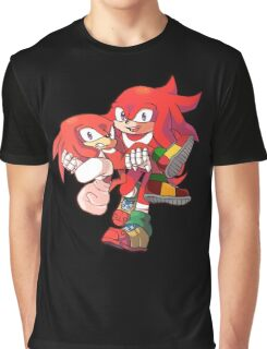 Knuckles & Knuckles Graphic T-Shirt