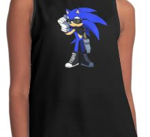 Swaggy Sonic Contrast Tank